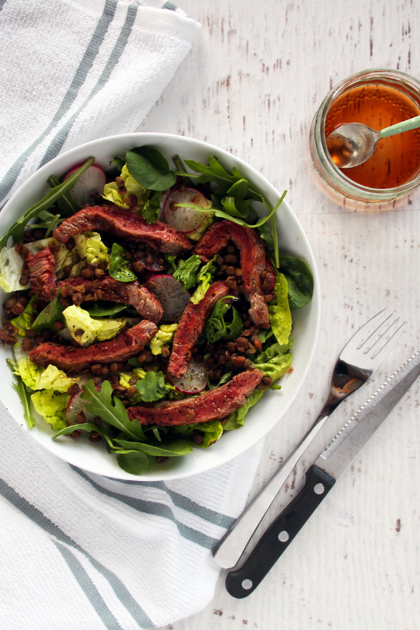 PINTEREST | Beef and lentil salad | The Flourishing Pantry-2.png