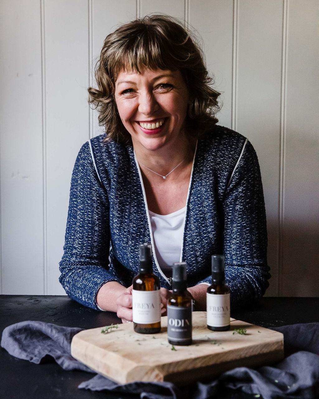 Kristie Murphy Freya's Nourishment interview | The Flourishing Pantry