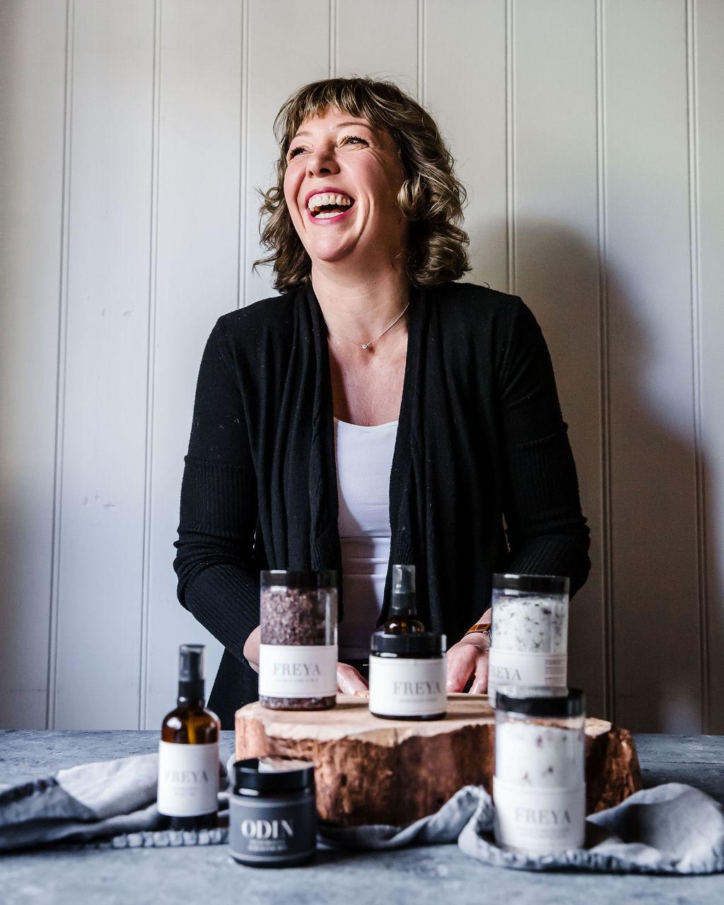 Kristie Murphy Freya's Nourishment | The Flourishing Pantry