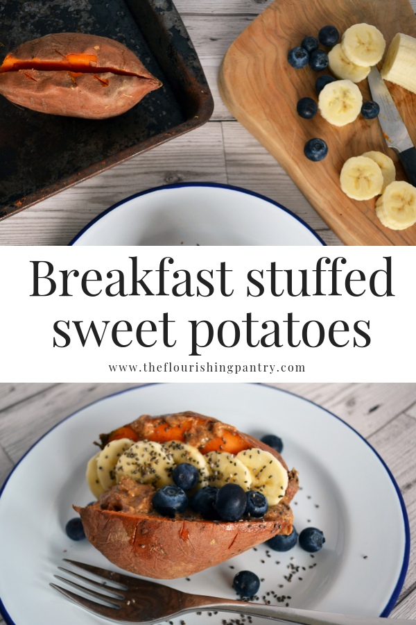 PINTEREST | Breakfast sweet potatoes | The Flourishing Pantry.png