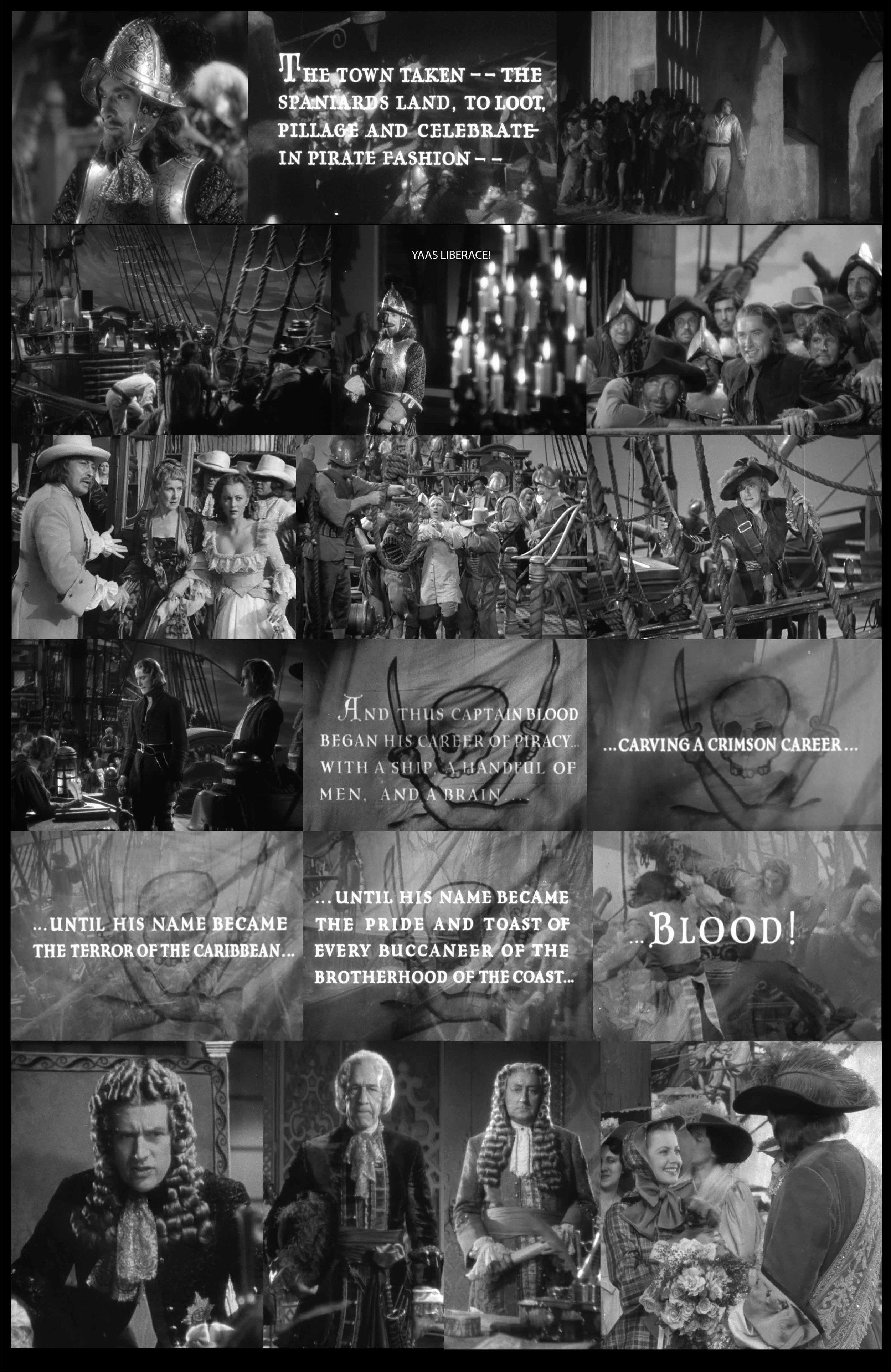 Captain Blood 4