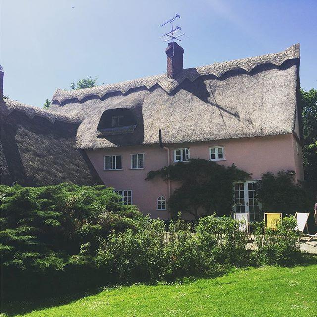 Cottage dreams... #suffolk #longweekend