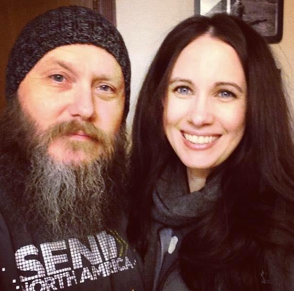 Beauty and the Beard