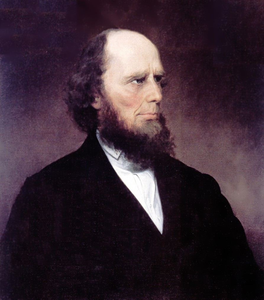 Charles Finney. The ugly (heretical) evangelist.
