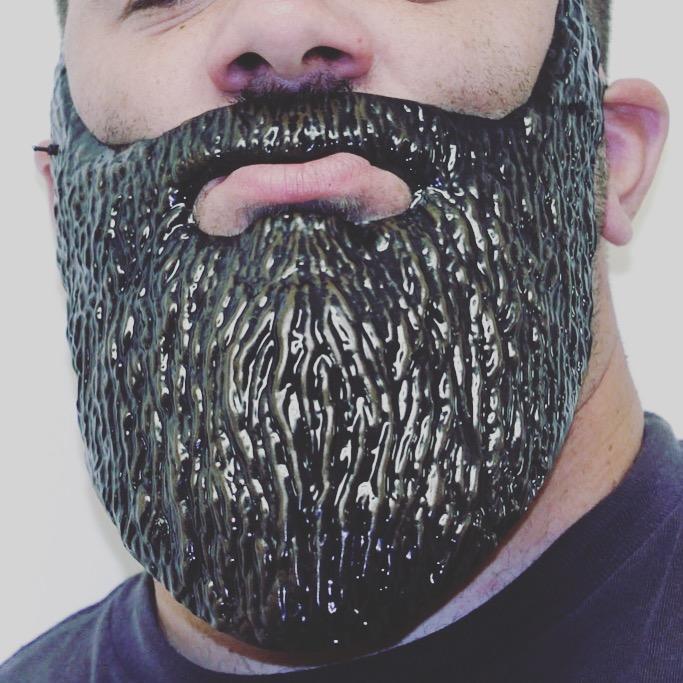 Jimmy's new beard