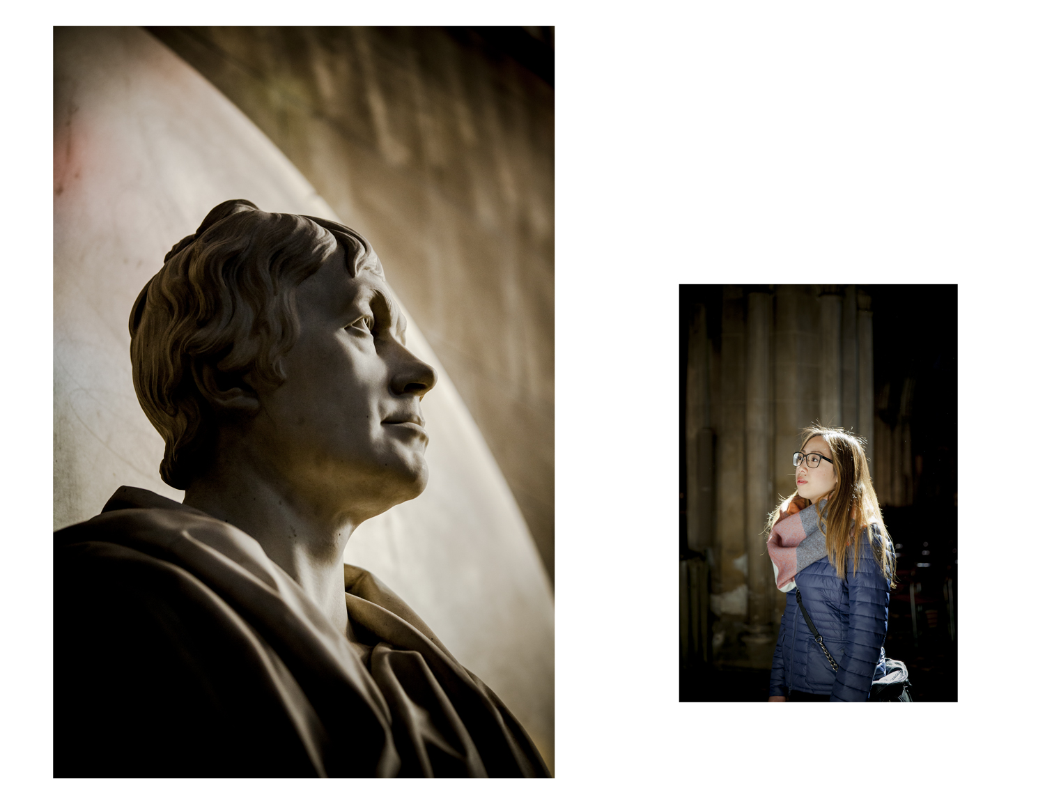 Photography rebrand for St Patrick's Cathedral / Friday Agency