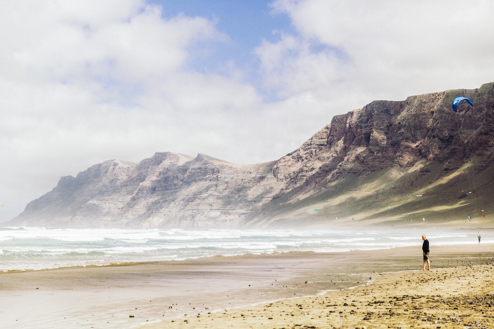 Lanzarote travel essay