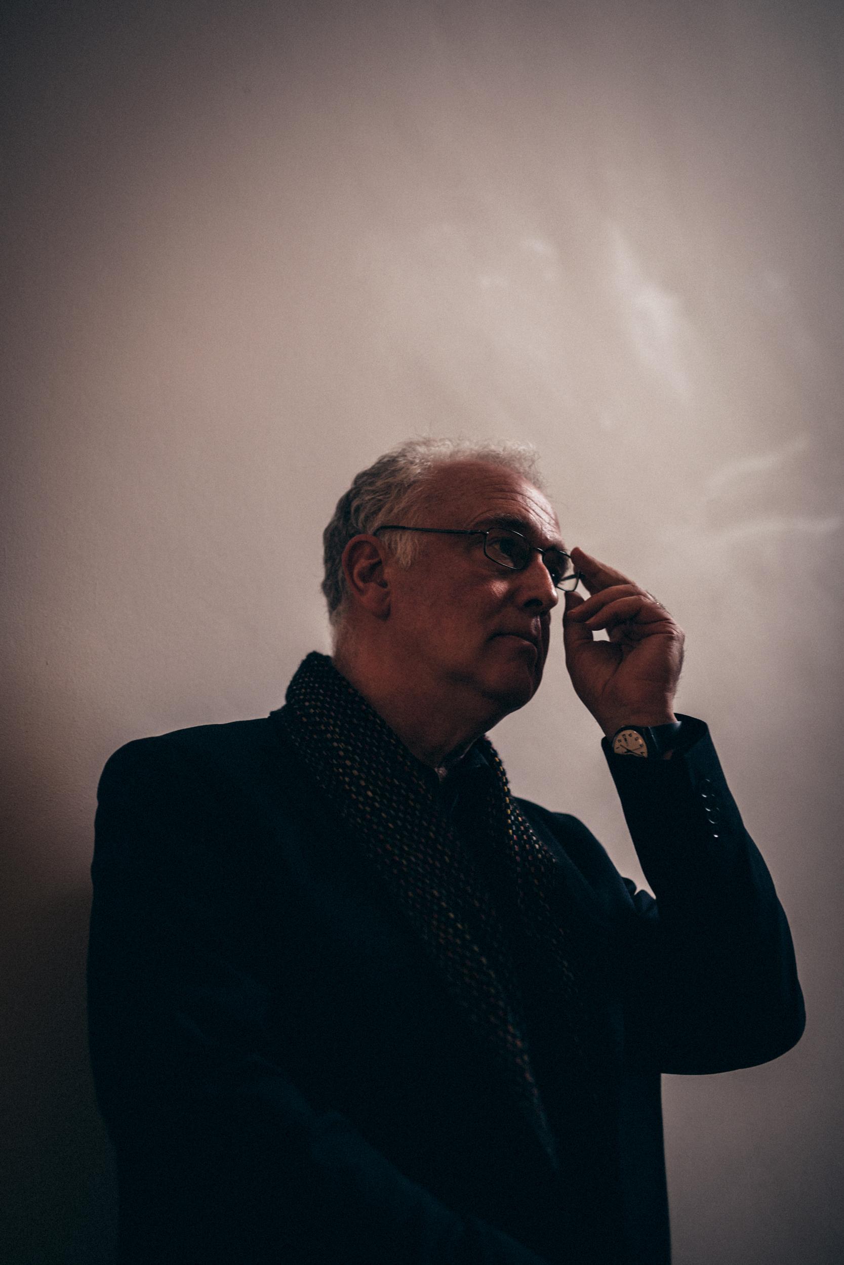 Novelist Joseph O'Connor for Cara Magazine