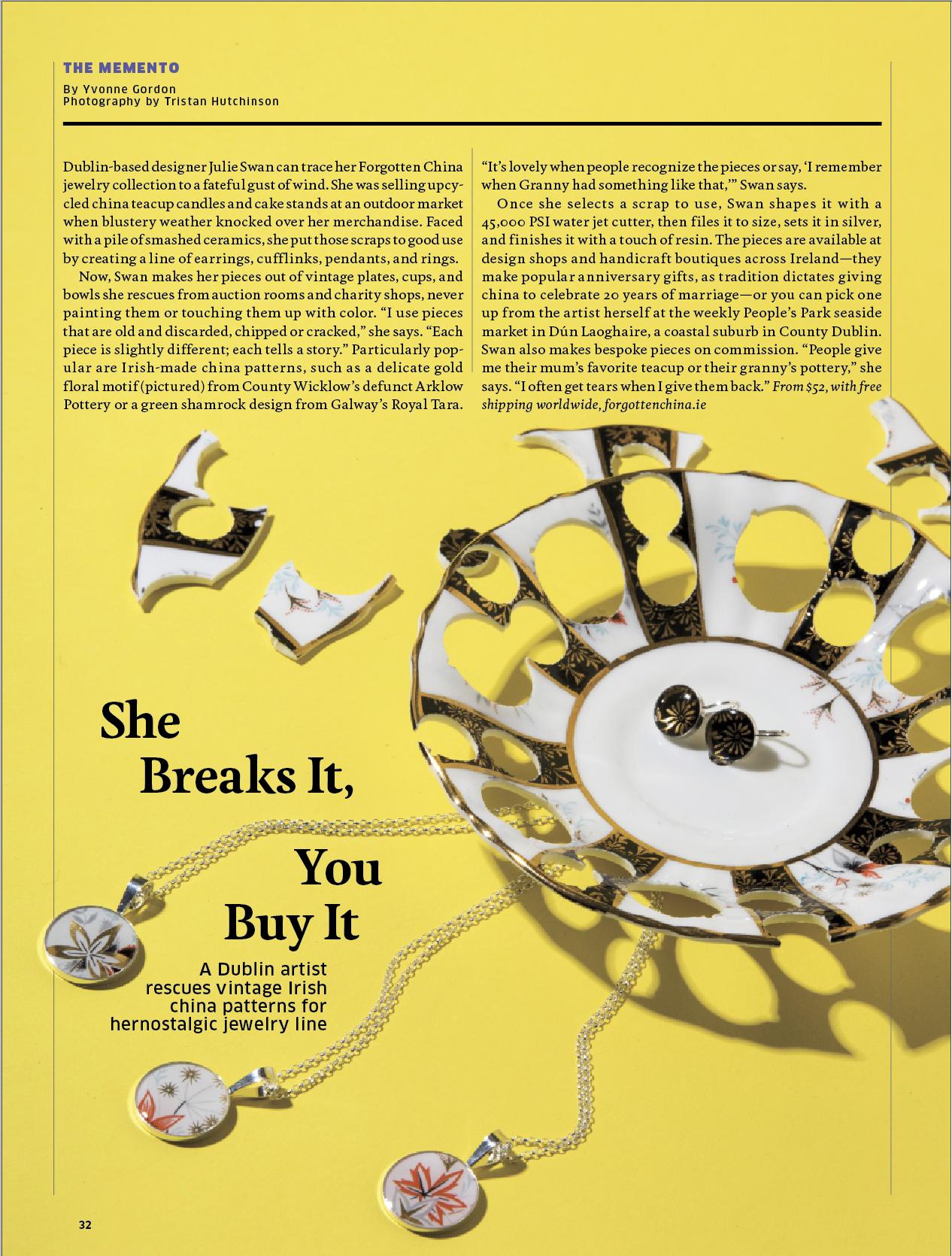 Everyday China for United Airlines' Hemispheres Magazine