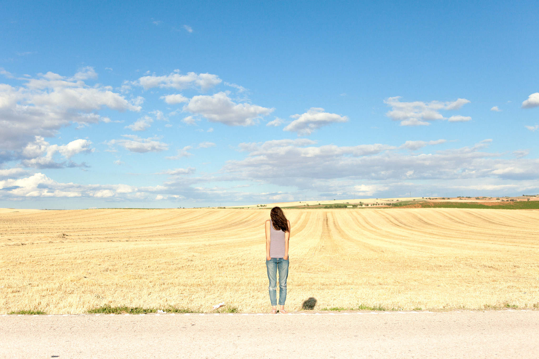 Ana, Lost in La Mancha