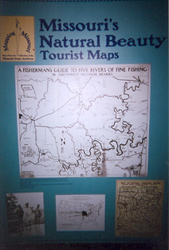 2007 Mapping Missouri traveling exhibit