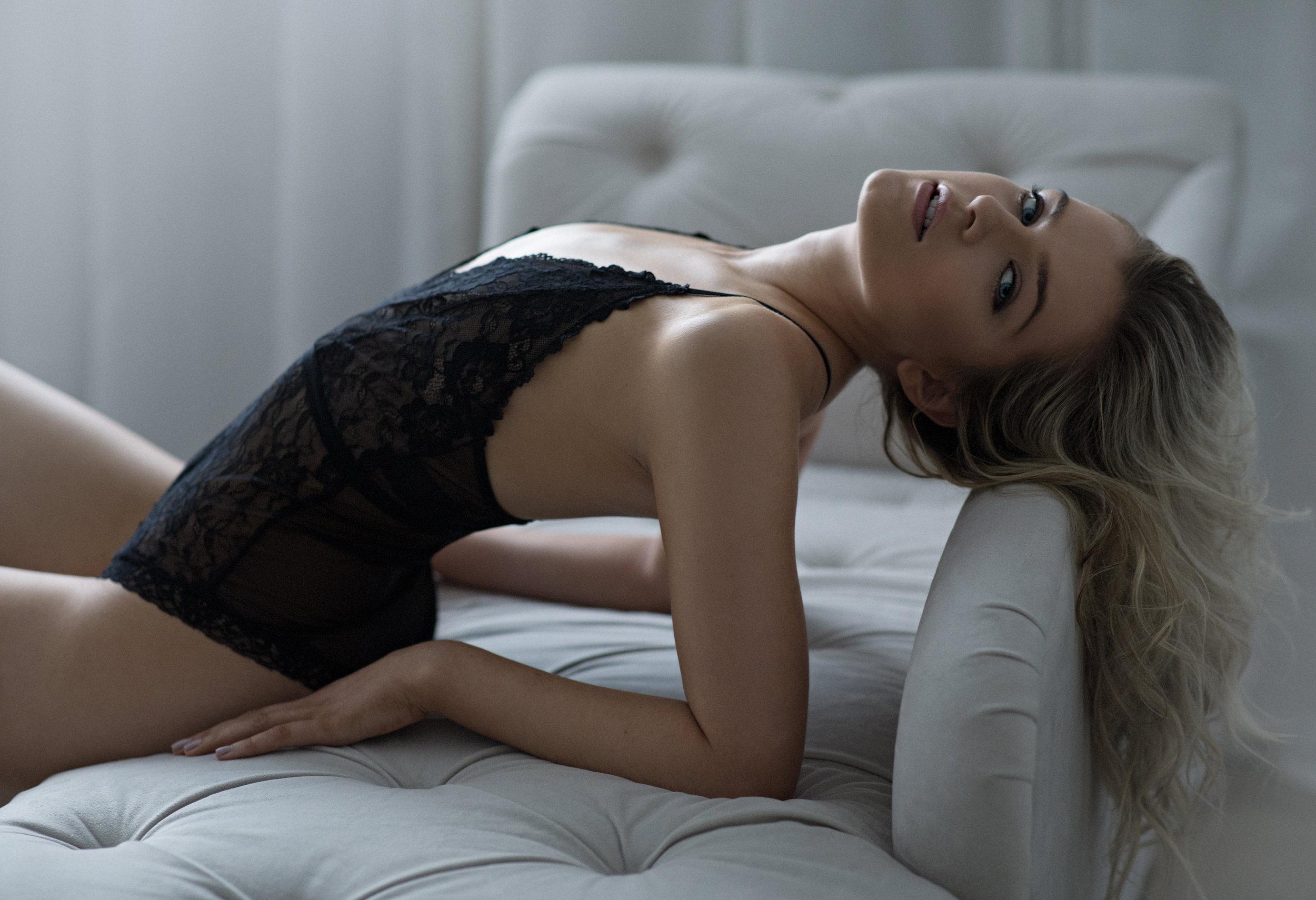 dreamy boudoir