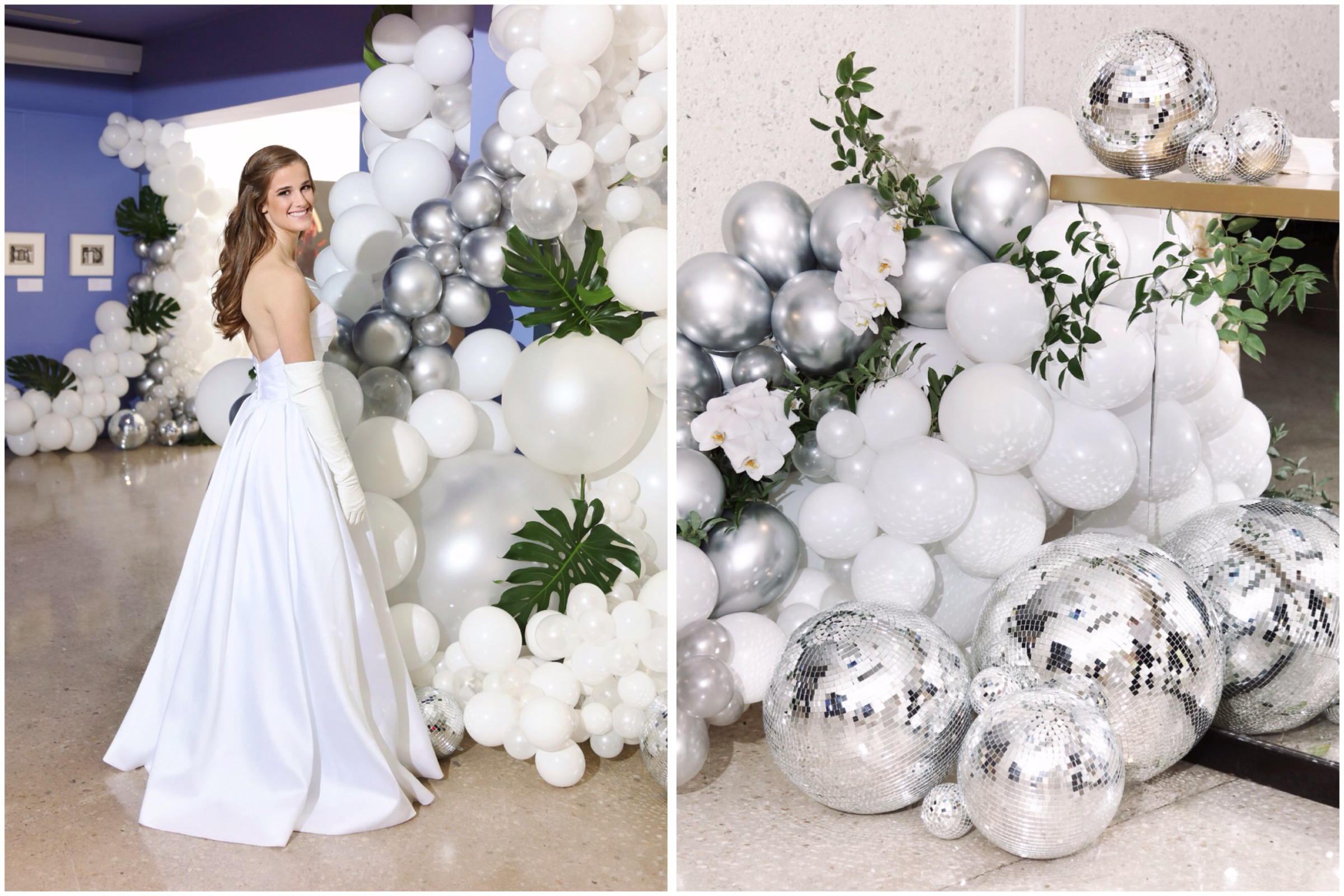 Artful Approach to Having a Ball l www.avenueievents.com