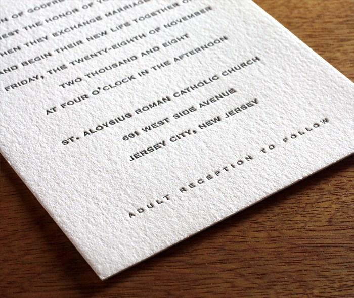 Invitation by  Invitations by Ajalon