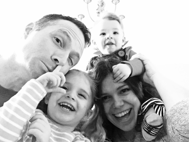 Family Man: From 2013,my wife and I were super busy getting married and having two beautiful babies (Ella and Oscar)