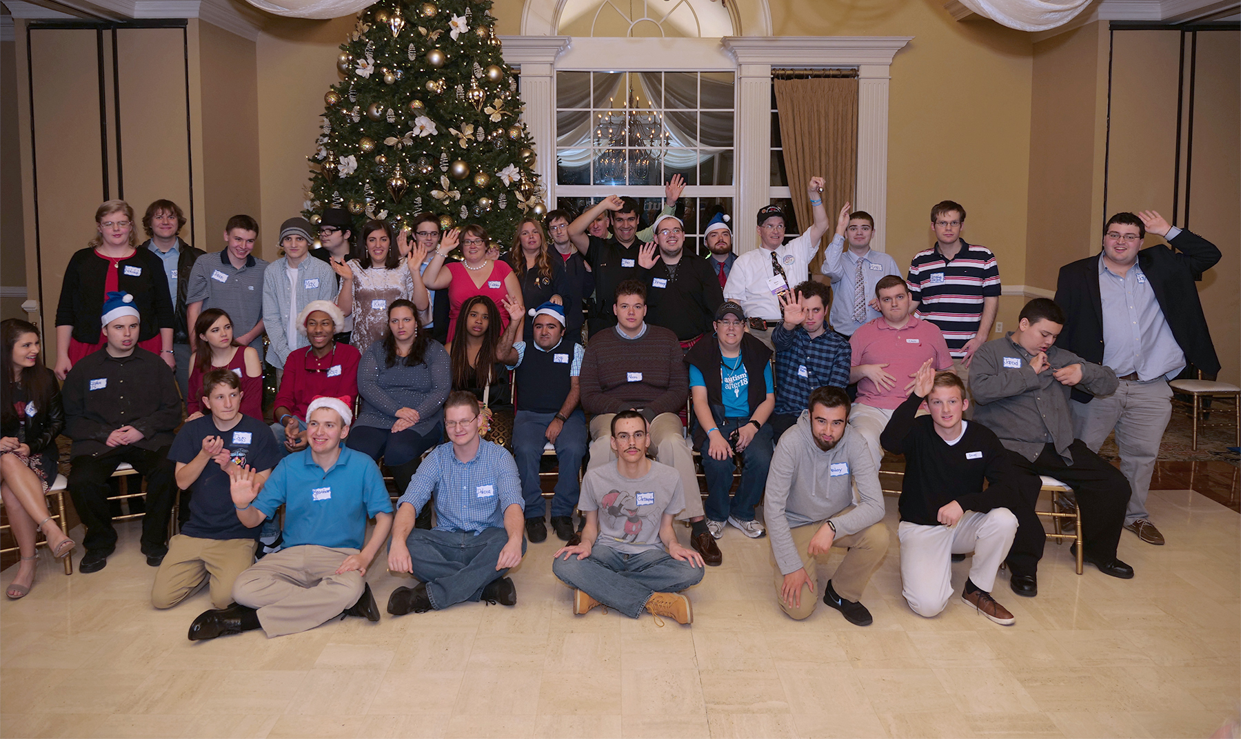 Our Annual Holiday Party