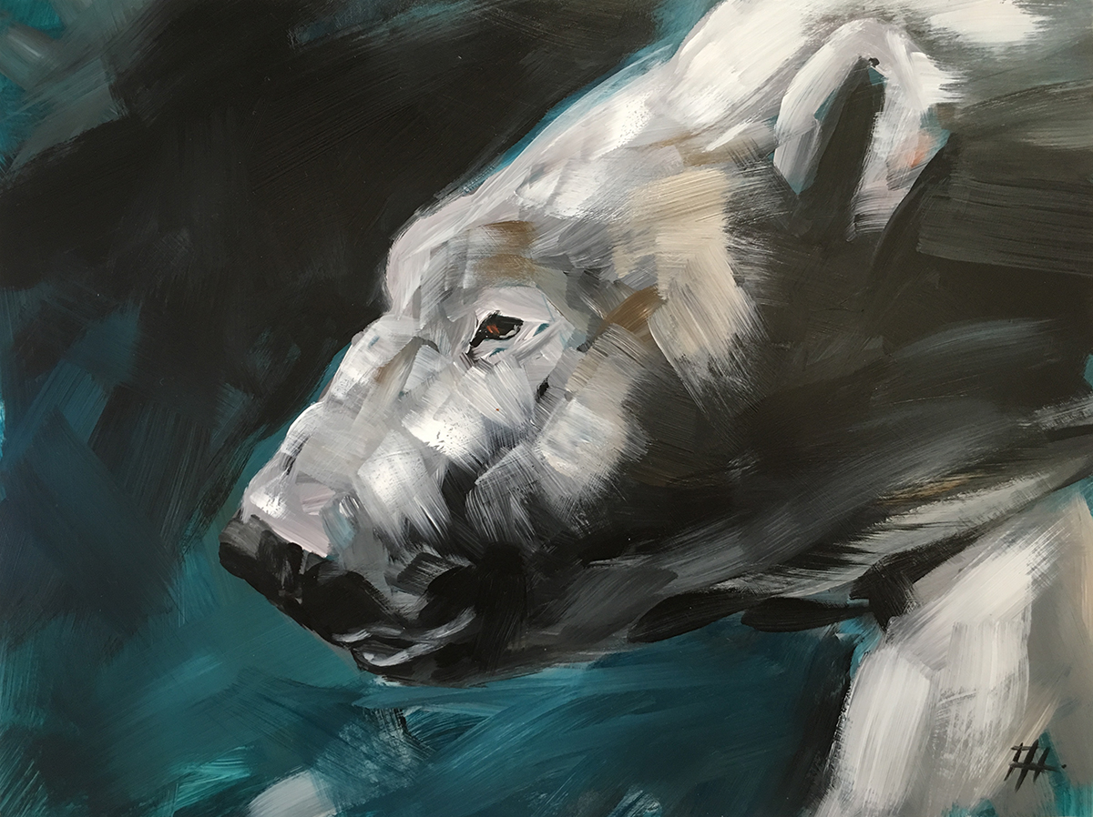 """Polar Bear"" 