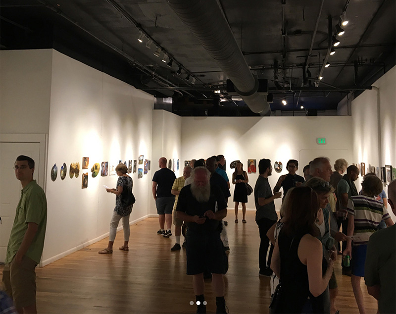26 AnnualHoliday Miniature Show - December 2017Abend Galleryabendgallery.com