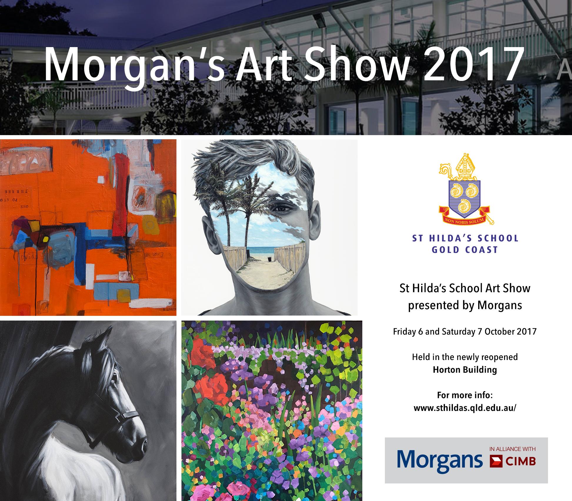 St. Hilda /Morgans'Annual Art Exhibition - October 2017St. Hilda SchoolAustralia