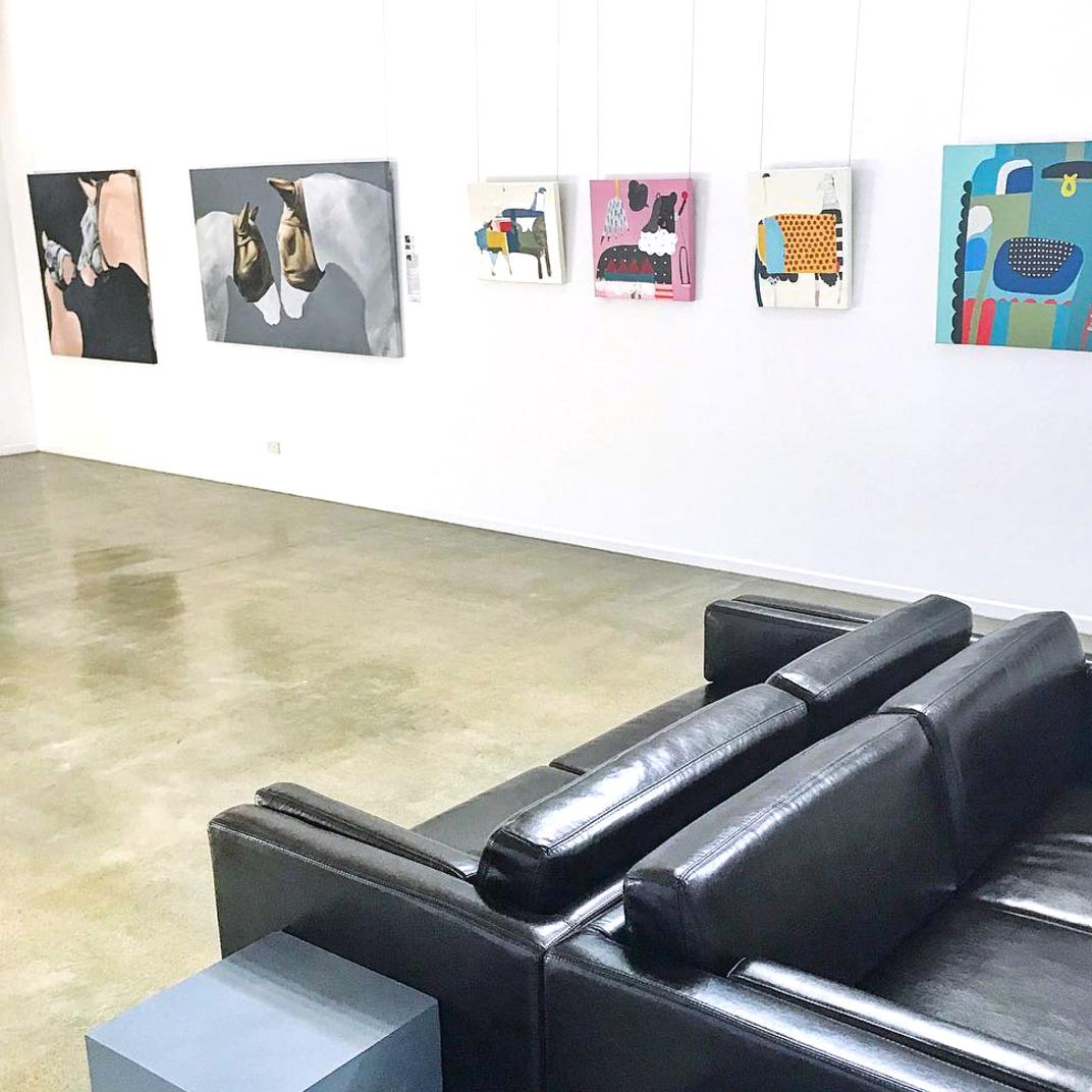 DIRECTOR'S CHOICE - February/March 201819KAREN ArtspaceAustralia19karengallery.com