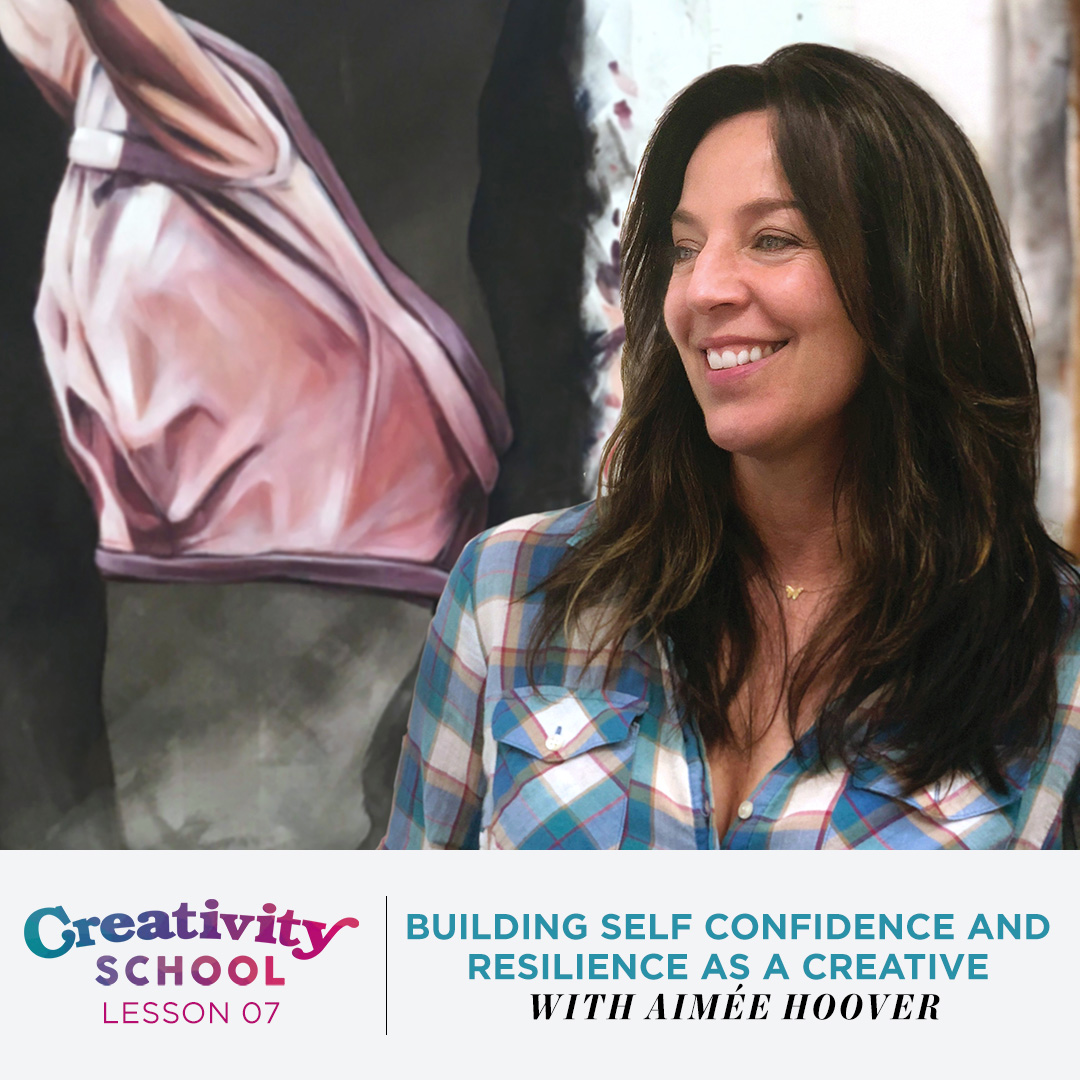 Creativity School Podcast with Grace Chon / Ep #7 - 2019creativityschoolpodcast.com