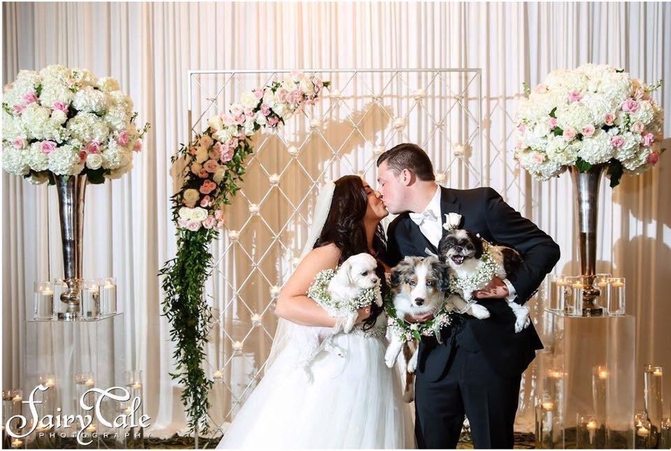 Bride Mollie & Groom Ryan