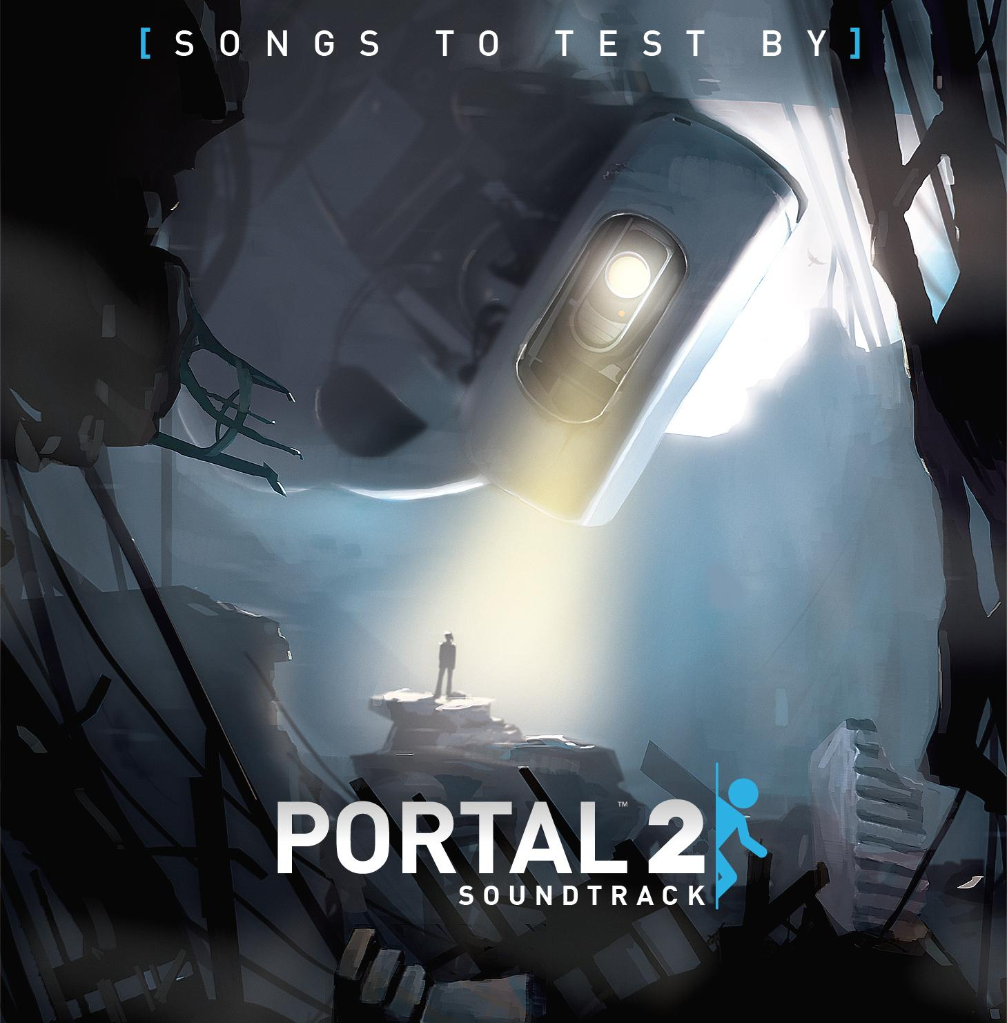 Songs to Test by - The Portal 2 Soundtrack (inspired the album name)
