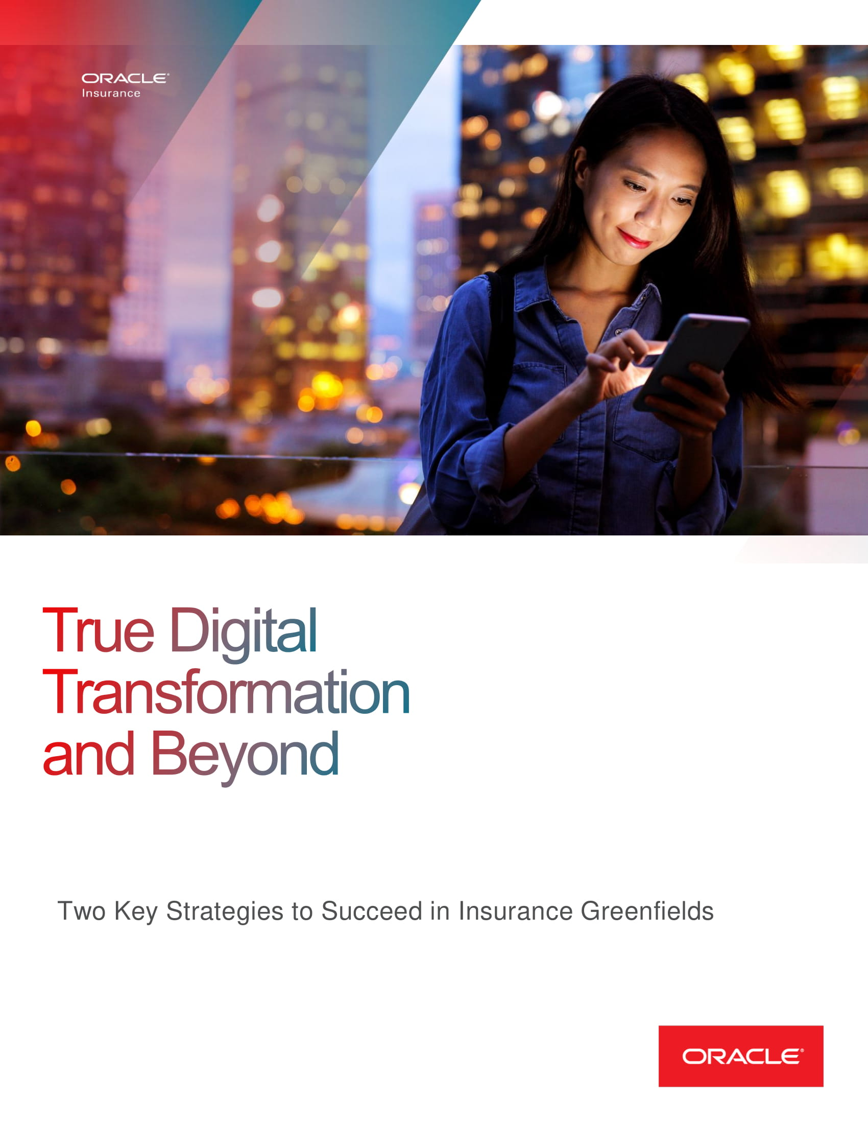 True Digital Transformation and Beyond