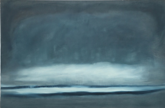 After The Storm II 40 x 60 Oil On Linen<br>Sold
