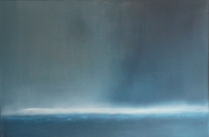 Deluge 36 x 24 Oil on Linen<br>SOLD