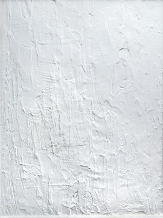 Bloom 40 x 30 Plaster on Wood