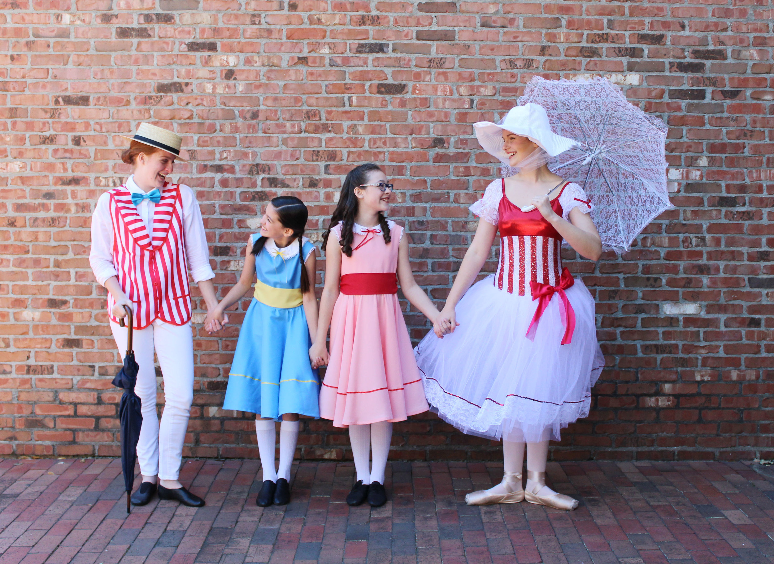 Candid, Four Standing - IMG_1153.JPG