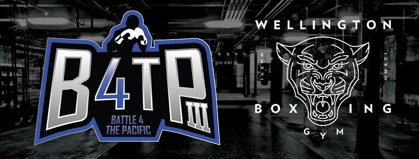 B4TP III - Wellington Boxing Gym