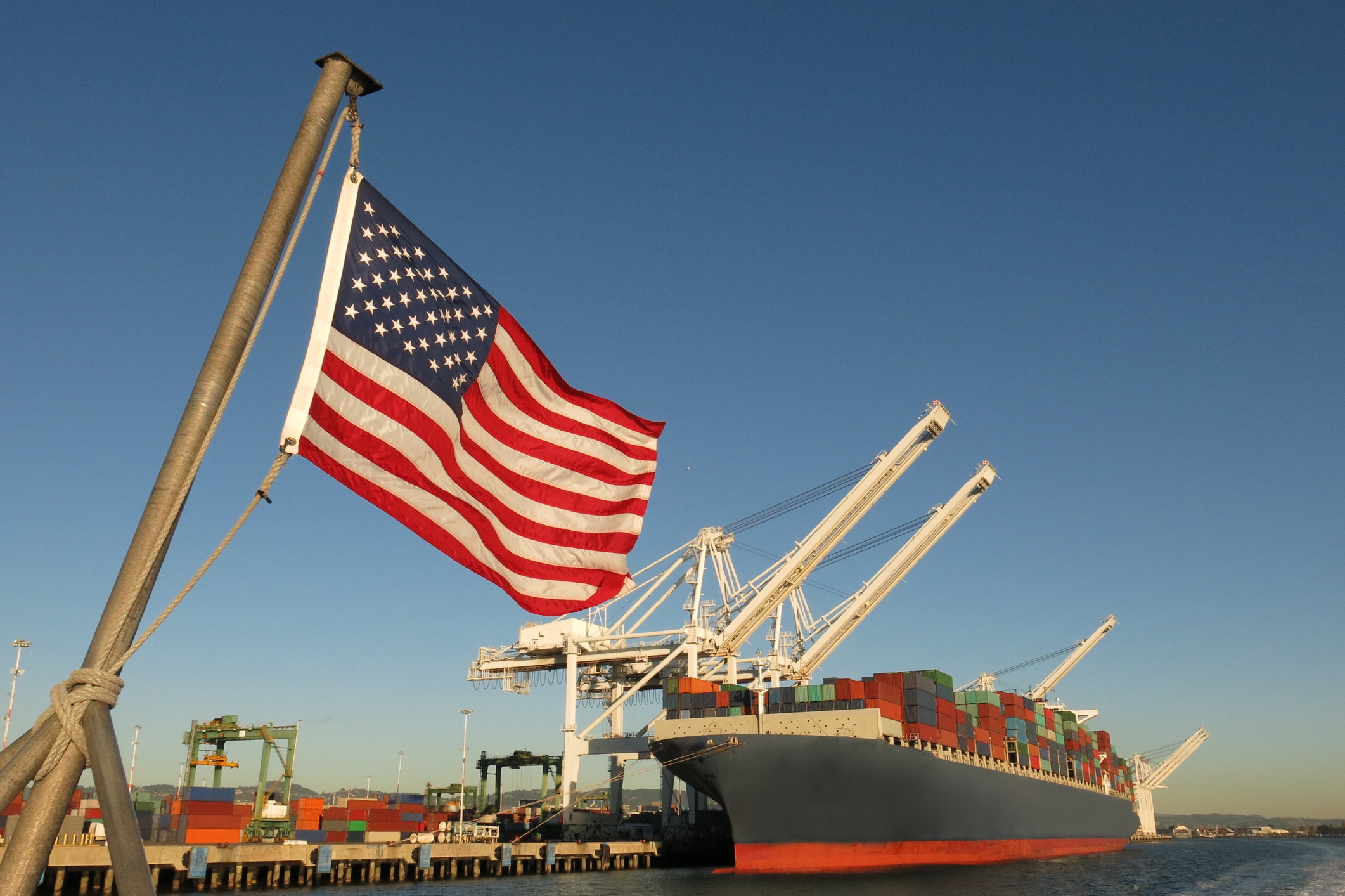 MOPS honors America's Mariners on National Maritime Day