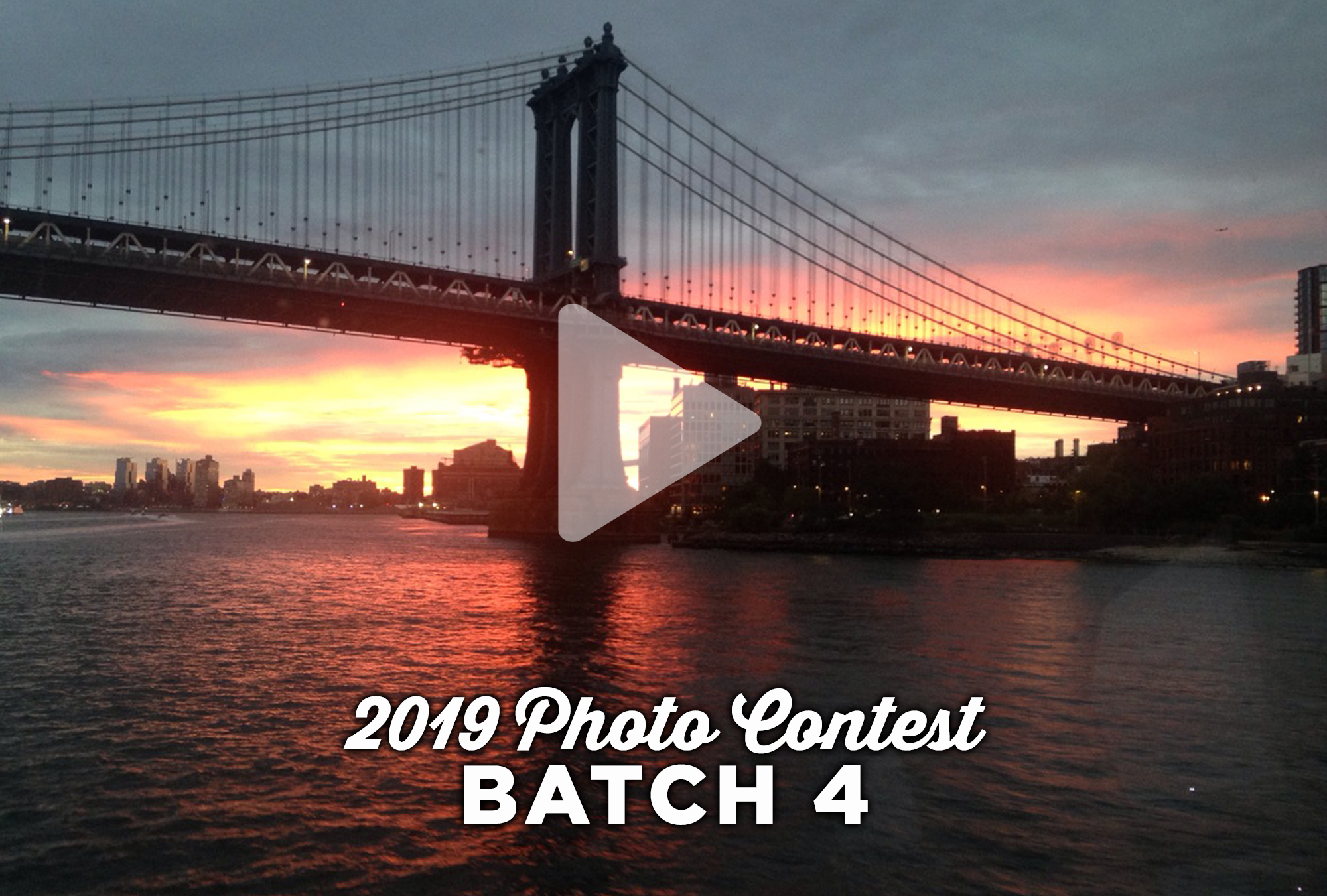 Here's the 4th batch of really great photo contest submissions…enjoy!
