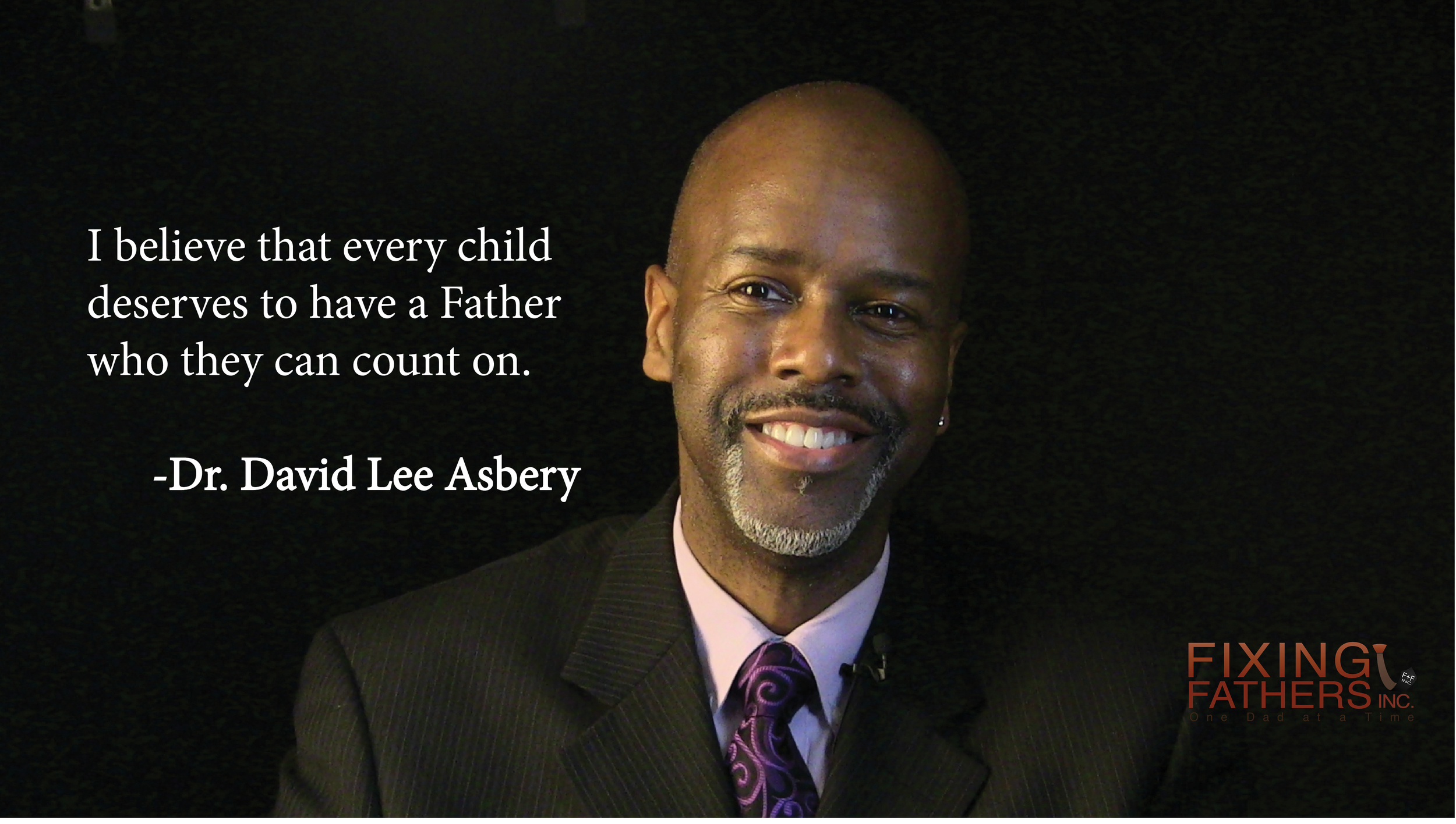 At Fixing Fathers Inc. We live to Laugh, Learn, and Love our children by any means necessary.