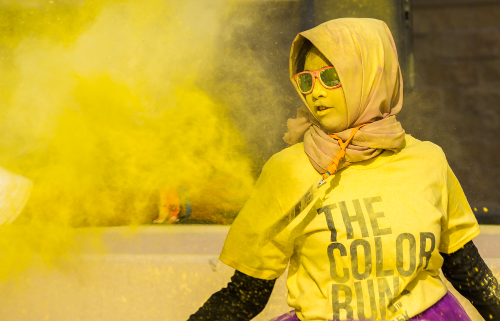 Qatar: Color Run