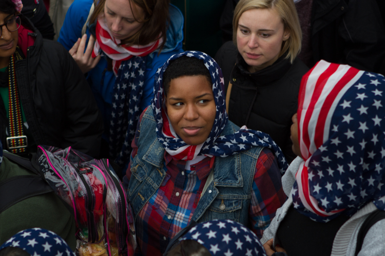 DAY 2: WOMEN'S MARCH -