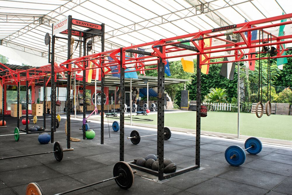 CrossFit Bukit Timah   Singapore's Largest Outdoor CrossFit Box   BOOK A FREE TRIAL