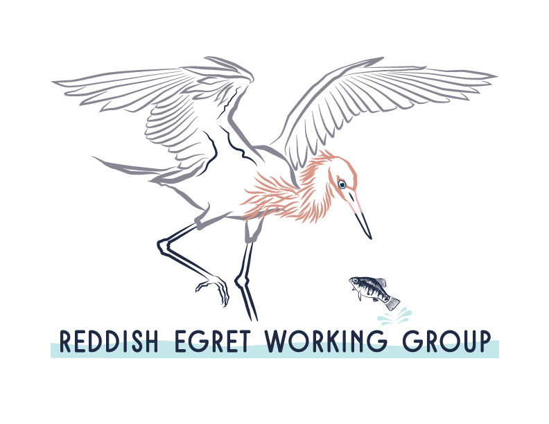 Reddish Egret Working Group Logo