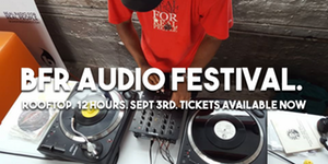 Queen and J. will be hosting their first live show at the 3rd Annual Bondfire Radio Audio Festival. Same great podcast, just live - which means less edits and more fuckery.    A unique fundraising event and marathon of your favorite BFR radio programs, guest DJ's, featured artists, and more LIVE.    Be our live rooftop audience for our 12 hour celebration of independent media! If you can't make it out, Listen all day on Bondfire Radio!    Food by Chef, Airis Johnson.   & VIP Mimosa Brunch 11am-1pm (Must purchase additional ticket)    Tickets & info:   http://bfraudiofest2016.eventbrite.com