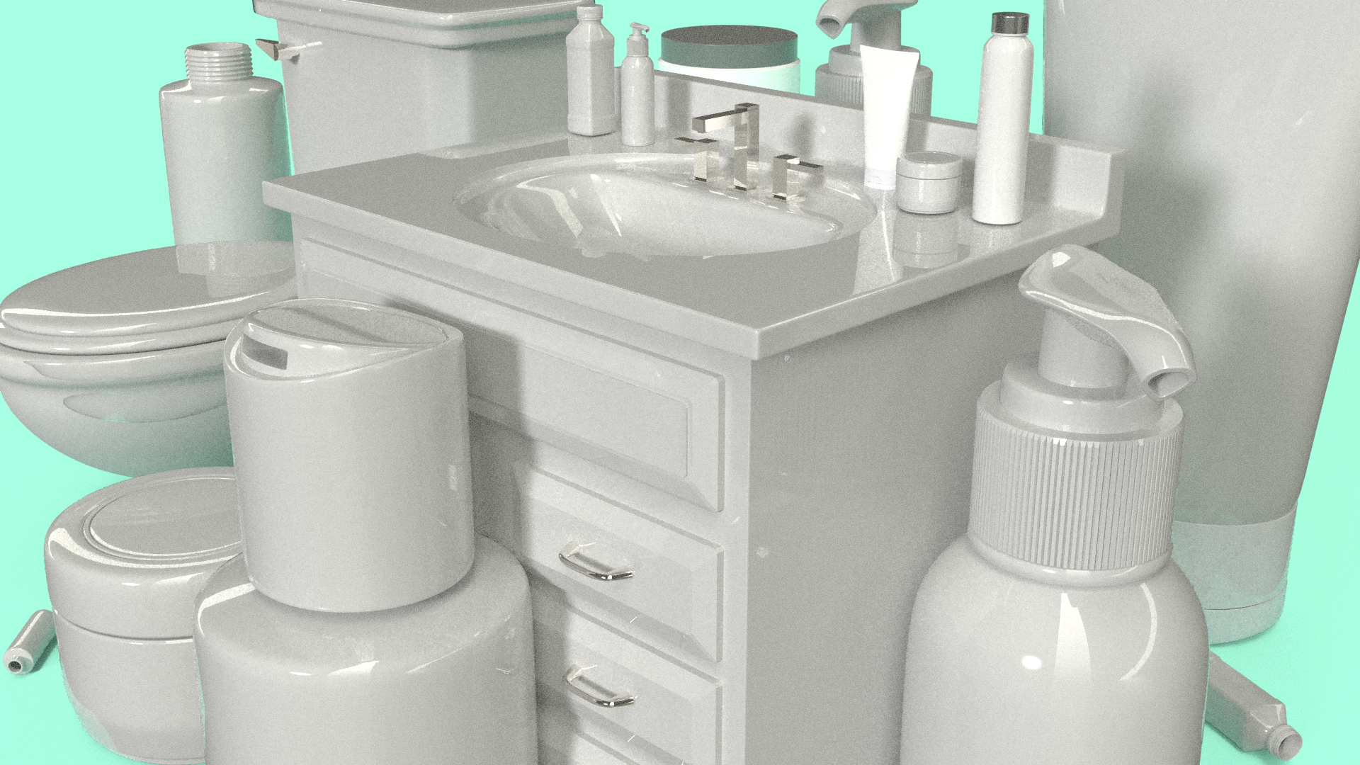 The anti-plastic movement is coming for your bathroom