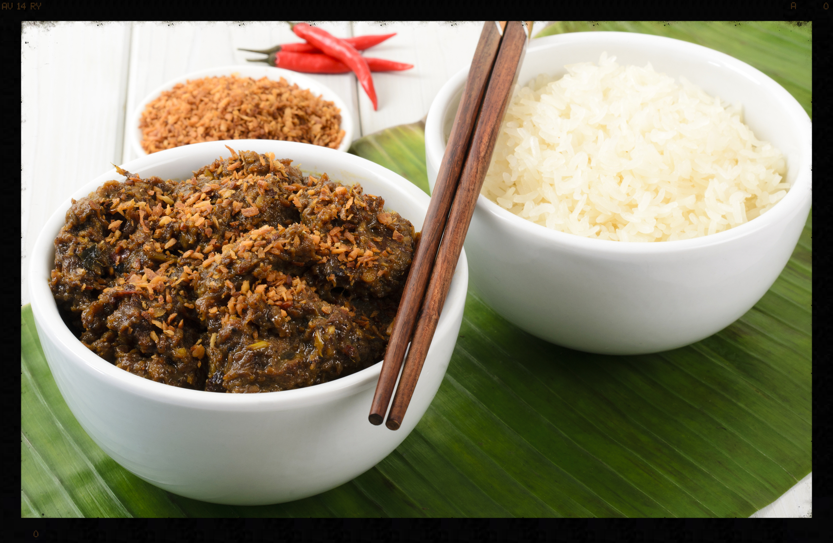 Indonesia's Beef Rendang, CNN'S #1 World Best Food - 2011