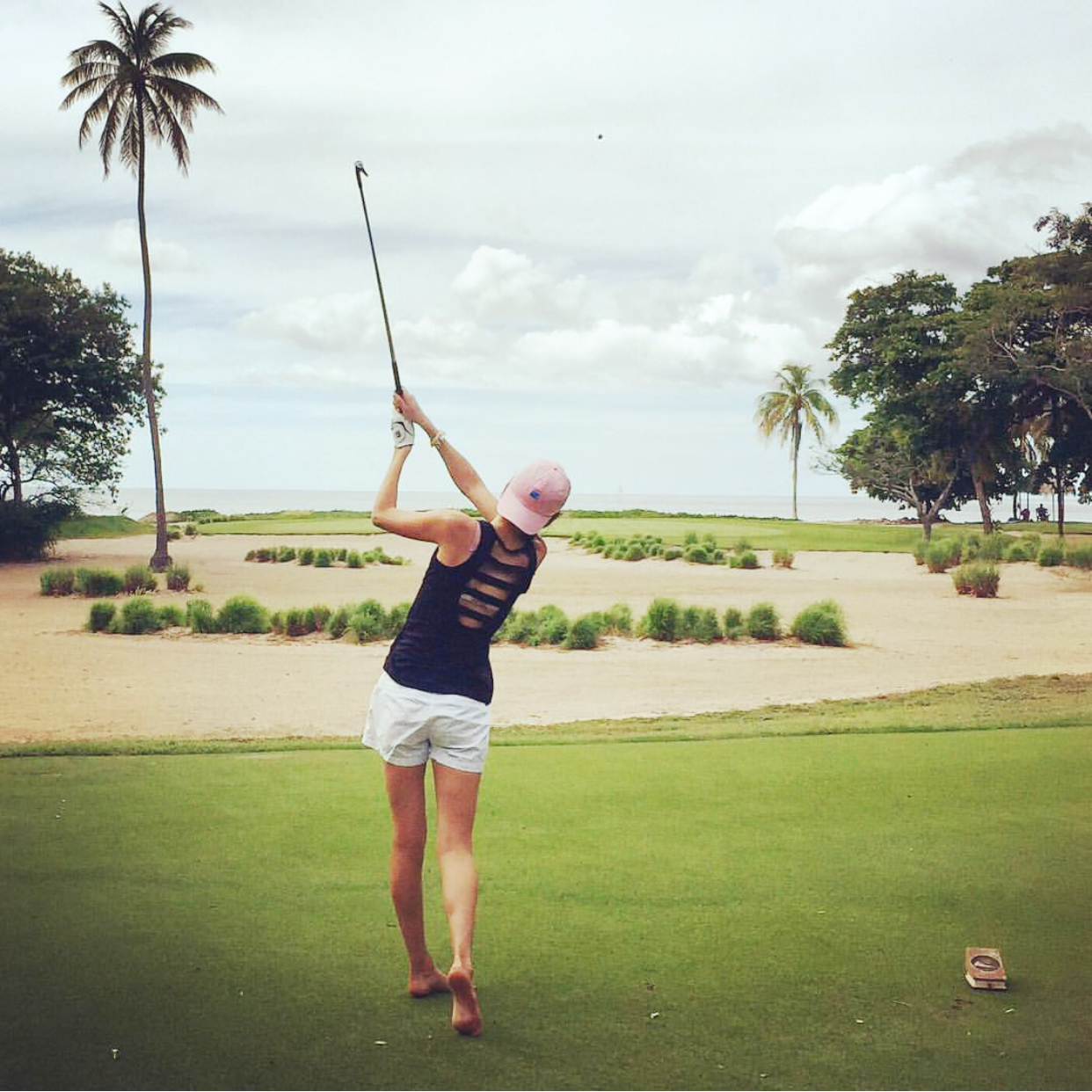 Golf Honeymoon