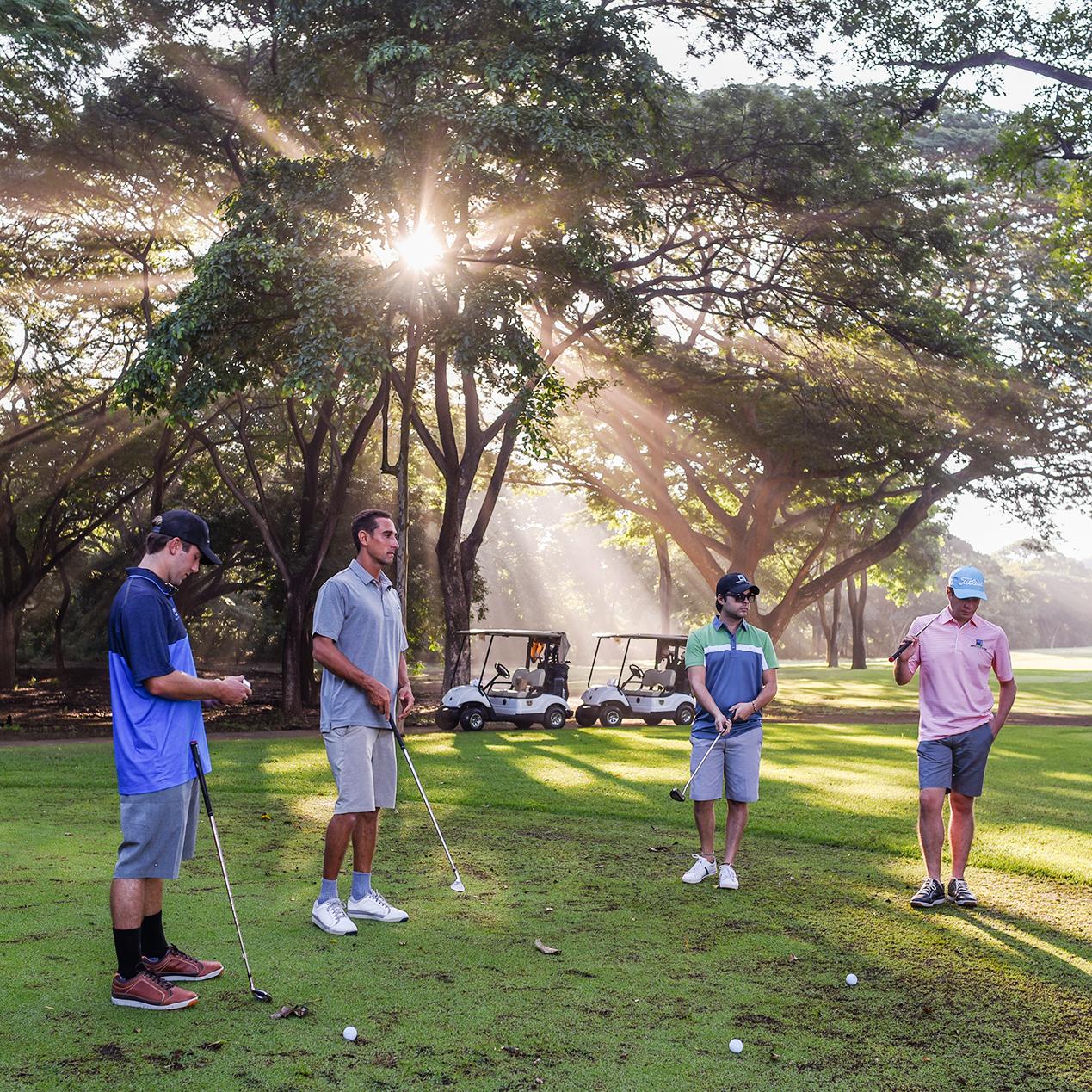 Golf-Mukul