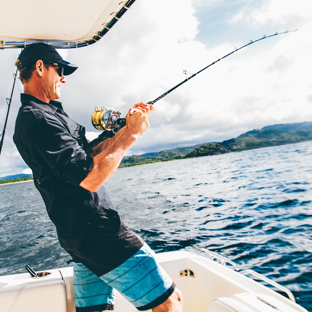 Mukul Fishing