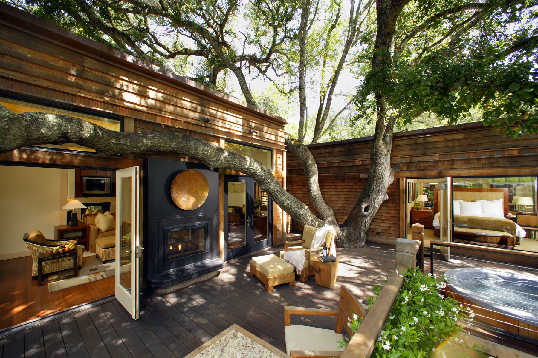 Calistoga Ranch Oak Creek Room and  Patio.jpg