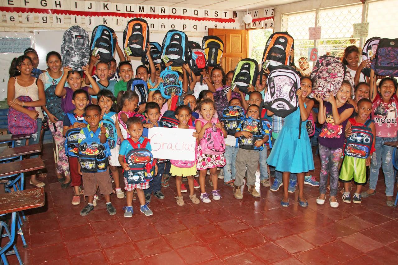 Giving Back in Nicaragua