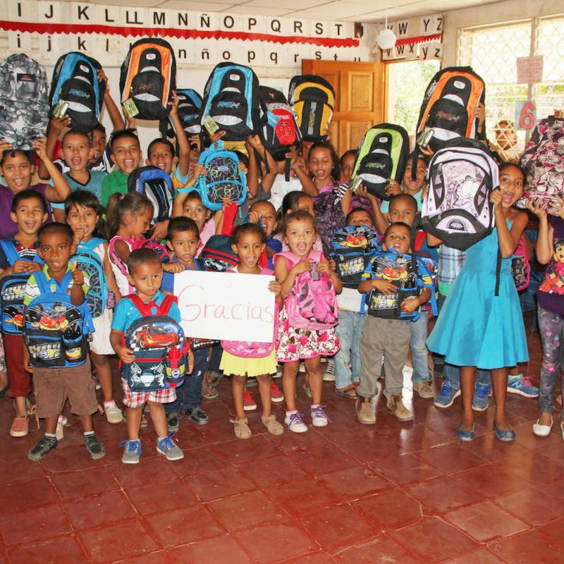 Donate School Supplies Nicaragua