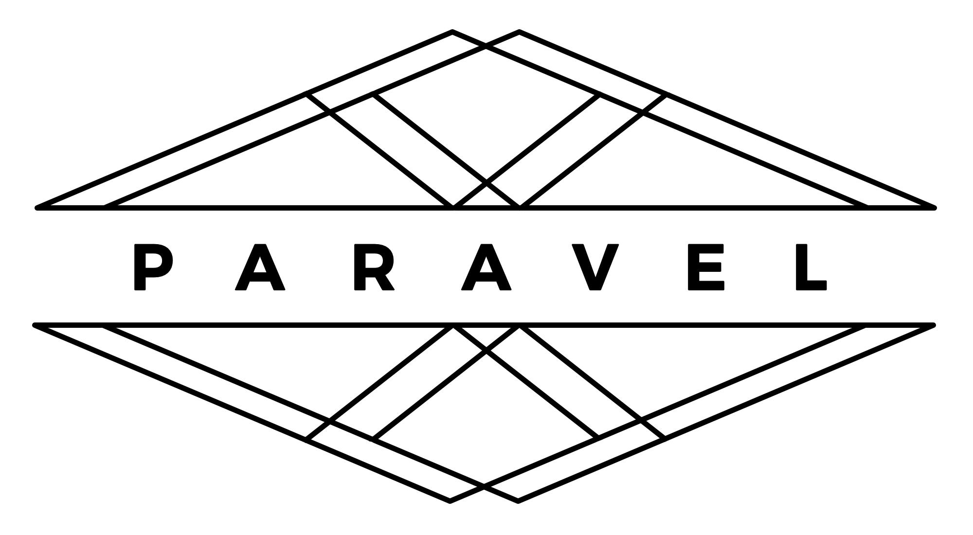 PARAVEL geometry logo - dark logo:white background.png